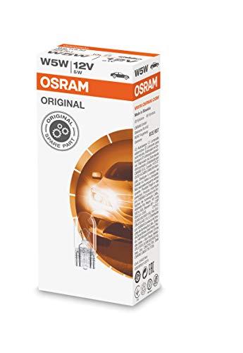 Osram OS2825 Ampoules W5W/12 V, 1 unité