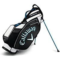Callaway Golf 2018 Schurke Personal Stand Bag Herren Trolley 4 Way Divider