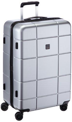 titan backstage 54cm 35l silber hartschalenkoffer. Black Bedroom Furniture Sets. Home Design Ideas