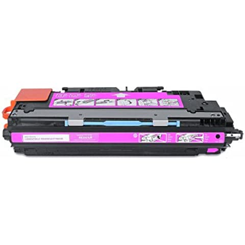 Compatible para HP Color LaserJet 3500 Cartucho de Tóner Q2673A Magenta 4000 páginas