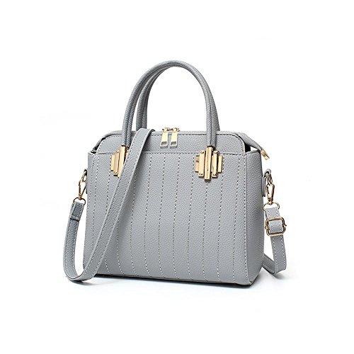 emotionlin-ladies-tote-bags-womens-fashion-designer-metal-detail-colour-block-shoulder-handbagsgray