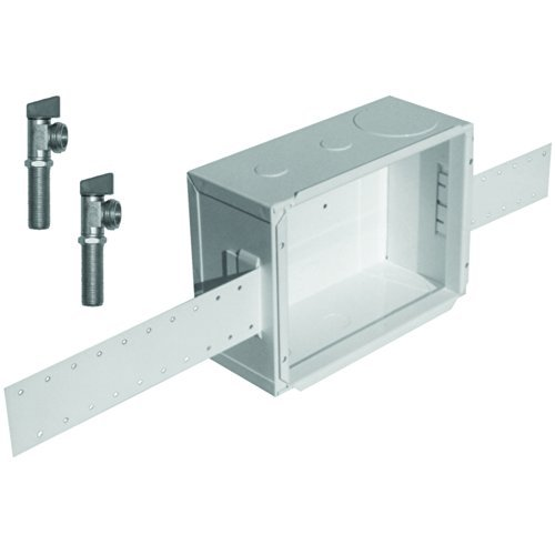 LSP OB-505 Unassembled Outlet Box with Dual Shutoff Valves, Metal by LSP