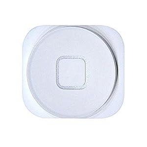 For Apple iPhone 5 Home Taste Button Ersatzteil für Tastatur Weiss Replacement Part Brand New Neu und OVP