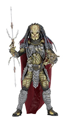 Action Figure 18cm - ELDER PREDATOR Alien VS Predator AVP - Series 17 NECA