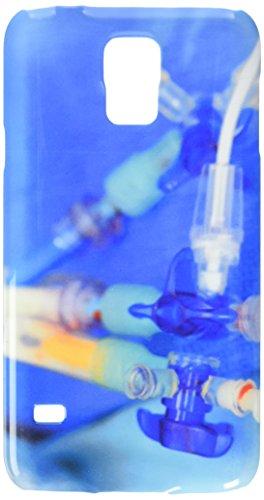 Medical Katheter Schließen die Patienten zu Handy Tasche Cover Case Samsung S5 - Patient Taschen