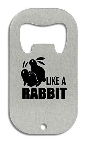 F. Like A Rabbit Flaschenöffner