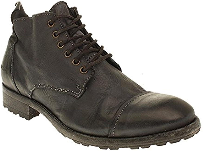 TEN POINTS Magic 369033   Herren Schuhe Schnürer Boots   101black