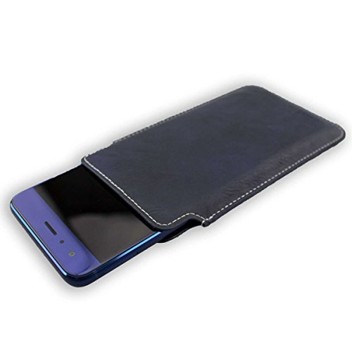 caseroxx Business-Line Etui für Jiayu S3 Advanced Basic, Tasche (Business-Line Etui in blau)