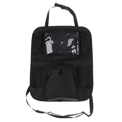 Preisvergleich Produktbild Sharplace Auto Organizertaschen Wasserfester Autositz Rückenschutz Organizer mit iPad-Tablet-Halter
