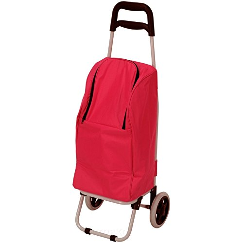 2in 1borsa termica trolley shopping trolley con ruote pieghevole hprc golf cool