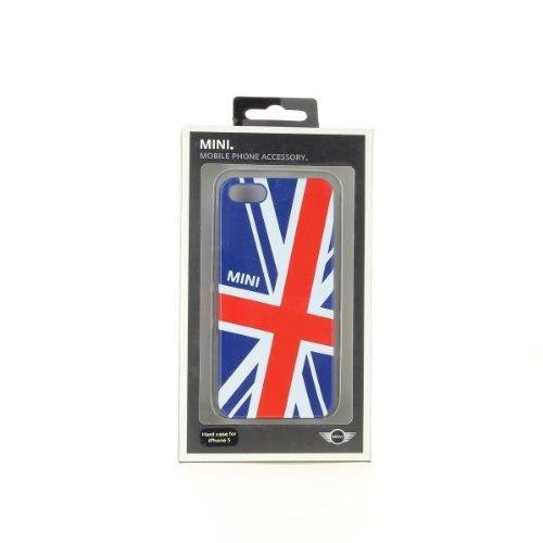 Mini mnhcp502na Schutzhülle für Apple iPhone 5S, Design Union Jack Navy -