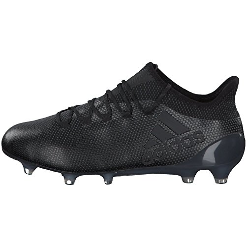 adidas Herren X 17.1 FG Fußballschuhe Mehrfarbig (Cblackcblacksupcya)
