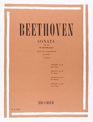 32 Sonate: N. 15 In Re Op. 28 'Pastorale'