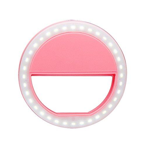 Espeedy téléphone universel lampe LED Lumineux Flash Light Selfie pour iPhone 6/6s Plus 7/7Plus Samsung S7