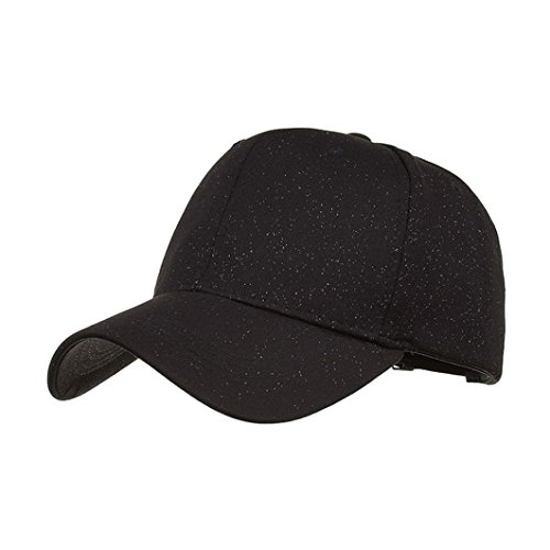 UFACE Leichte Edition Pure Color Baseball Cap Mode Frauen Männer Einstellbare Sommer Solide Glitter...