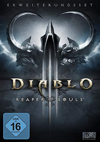 Diablo III - Reaper of Souls [PC Code - Kein DRM] - Game Pc Diablo