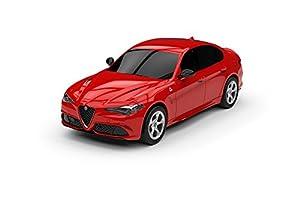Reel Toys Reeltoys2167 Alfa Romeo Giulia Quadrifoglio, modelos surtidos