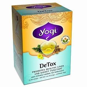 Yogi Detox Tea (3x16 bag) by YOGI