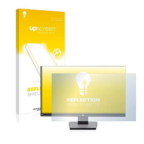upscreen Protector Pantalla Mate para HP 24w Película – Antireflejos, Anti-Huellas