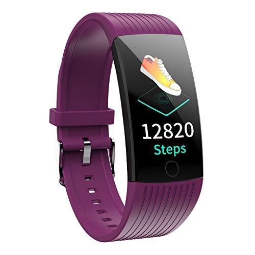 Smart Watch Blutdruck-Herzfrequenz-Monitor Schlaf-Sport-Fitness-Tracker