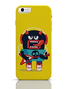 PosterGuy iPhone 6 / 6S Case Cover - Pop Art Monster Guitar Quirky, Pop Art
