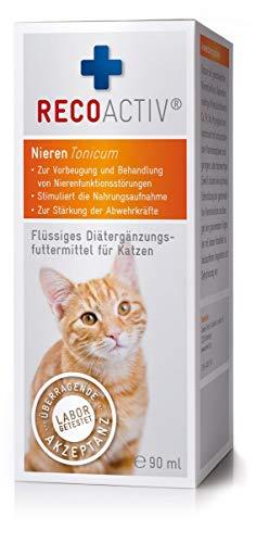 RECOACTIV® Nieren Tonicum für Katzen - Einzelpackung 90 ml