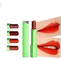 Matte Magenta Lipstick antiadherente Cup Non-bleaching Lip Balm Student Men and Women ( Color : 003 )