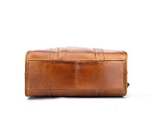 Damen Vintage Schultertaschen Leder Cross Body Messenger Bags Für Frauen Handtasche Smart Casual Mädchen Schulranzen Tote Handtasche Handtasche Green