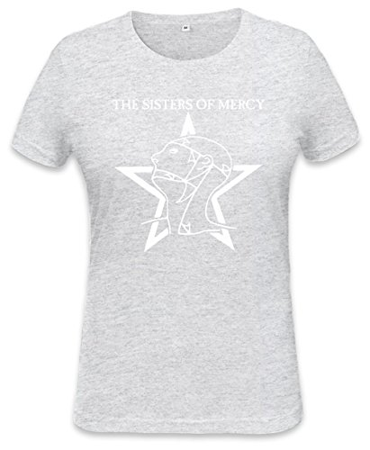 The World's End The Sisters Of Mercy Womens T-shirt Large