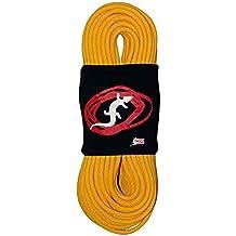 FixeRoca Shark 9,8 mm - Cuerda escalada, color amarillo, 70 m