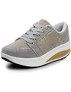 QZBAOSHU Mode Sneaker für Mädche