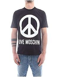 b8e4a2531 Amazon.co.uk: LOVE MOSCHINO - Tops, T-Shirts & Shirts / Men: Clothing