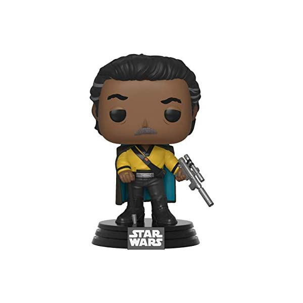 Funko Pop Lando Calrissian (Star Wars 313) Funko Pop Star Wars