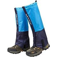 Black Temptation Senderismo/Escalada / Camping/Esquí Zapatillas Gaiter para Adulto-L Marrón