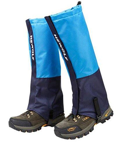Black Temptation Wandern/Bergsteigen /Camping/Ski-Schuhe Gaiter Für Erwachsene- L