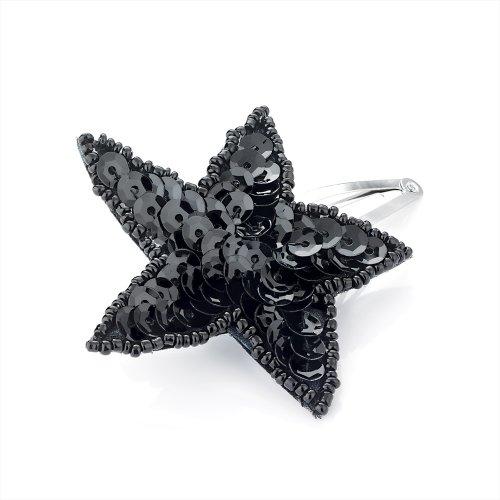 Bling en ligne Sequins étoile Pince à cheveux.