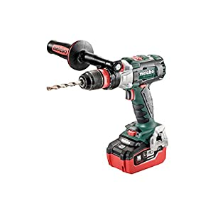 Schlagbohrmaschine / Schlagbohrschrauber SB 18 LTX BL Q I | + Schnellbohrfutter, Bithalter, Handgriff, 2 Akkus…