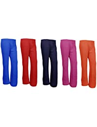Indistar Womens Warm Woolen Full Length Palazo Pants For Winters_Free Size_7194546474849-IW-P5