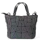 NOBIE, Handtasche, Umhängetasche, Damentasche, Geometrisches Muster, Mode, Trend