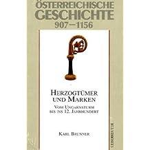 Österreichische Geschichte, Herzogtümer und Marken