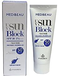 Crème protectrice solaire FPS30-PA + + + avec aloe, vitamine E et du filtrate de mucus d'escargot 50ml - Corée du...