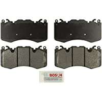 Bosch BE1426 Blue Disc Brake Pad Set for Land Rover: 2010-15 Range Rover, 2010-15 Range Rover Sport - FRONT
