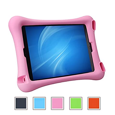 NEWSTYLE iPad Air 2 iPad 6 Silicone Case Souple Coque