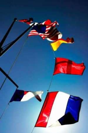 Feelingathome.it, STAMPA SU TELA 100% cotone INTELAIATA Bandiere segnale I cm 53x36 (dimensioni personalizzabili a