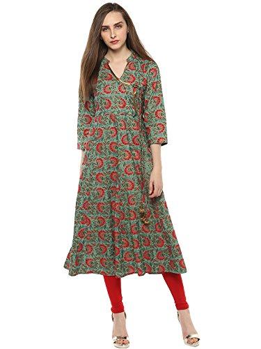 Bhama Couture multi Kurtas for Women(JPR003)