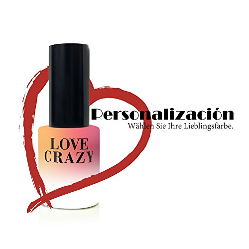 LOVECRAZY - Kit Esmaltes Uñas Gel Semipermanente