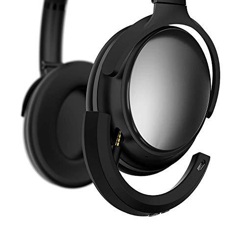 Drahtloser Bluetooth Adapter for Bose QuietComfort 25 Kopfhörer, MASCARRY Schwarz Bluetooth 4.1 Empfänger for Bose QC25 Akustischer Noise Cancelling Kopfhörer