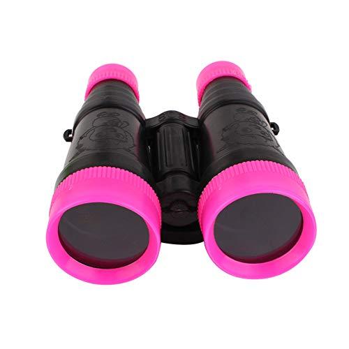 AAGOOD Kinder Mini-Teleskop zufällige Farbe 1 packMini Binoculars Kid Compact Falt-Fernglas Por