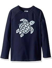 de247222bef79 Vilebrequin - T-Shirt Anti-UV Manches Longues Enfant Uni