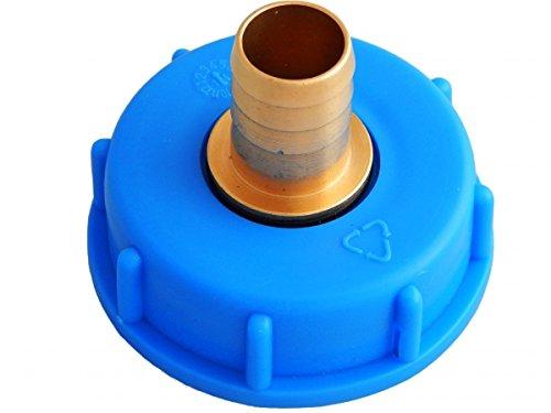 IBC Wassertank-Zubehör, Schlauchanschluss mit Varioadapter , DIN61